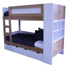 Bunk Beds  Full Size Bunk Bed Twin Over Twin Wood Bunk Beds Loft - Size of bunk beds