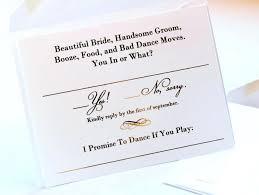 wedding invitation response card wedding invitations response cards rehearsal dinner invitations