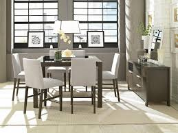 rectangle dining room sets casana hudson 7 piece rectangular dining table and chairs set