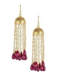 Chandelier Earrings India Modern Pearl Chandelier Earrings Design That Will Make You