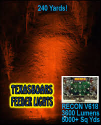 hog hunting lights for feeder texasboars feeder lights hunting hogs at night with a feeder hog