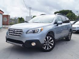 subaru outback sport 2016 great value used cars for sale in miami bird road subaru