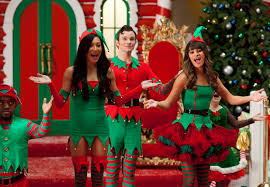 tv the u201cpreviously unaired u0027glee u0027 christmas u201d should have remained
