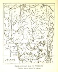 Map Of Wisconsin by Mound Builders A Travel Guide To The Ancient Ruins In The Ohio