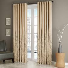 Martha Stewart Kitchen Curtains by Decorating Awesome Martha Stewart Curtains With Side Table And
