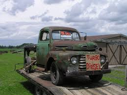 Vintage Ford Truck Junk Yards - 48 ford truck by themightyquinn on deviantart