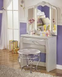 furniture two tier vanity desk design inspiration best
