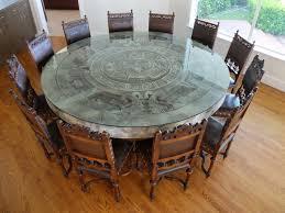 client spotlight antique chairs u0026 aztec calendar stone table