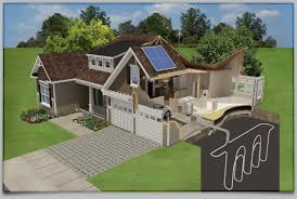 Small Energy Efficient Homes  Energy Efficient House Plans Save - Small energy efficient home designs