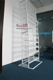 10 tier metal wire nail polish display racks