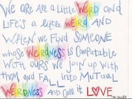 quote drawings weird love by dr seuss by glitterprincess11 on deviantart