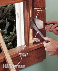 How To Replace A Window Sill Interior How To Install A Window Family Handyman
