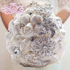 Cheap Wedding Bouquets New Arrival Korean Style Bridal Bouquets With Fully Big