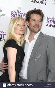 Anne Heche by Actress Anne Heche And James Tupper Attend The 27th Annual Film