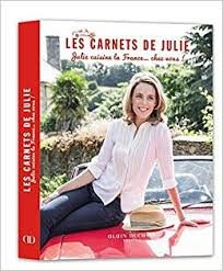 cuisine julie les carnets de julie 9782841235889 amazon com books