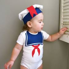 stay puft marshmallow costume fourth of july 4th stay puft baby costume toddler