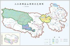 Mekong River Map Source Of Mekong Yellow And Yangtze Rivers Drying Up China Dialogue