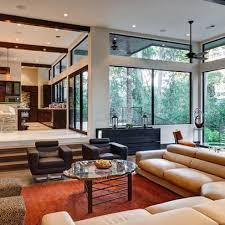 Best Step Down Living Rooms Images On Pinterest Sunken Living - Designer living room sets