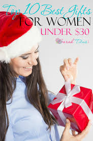 top 10 best gifts for women under 30 gift guide sarah titus