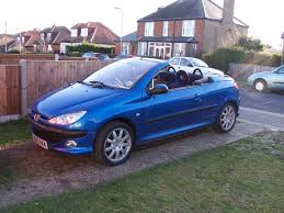 peugeot convertible 2016 peugeot 206 cc history photos on better parts ltd