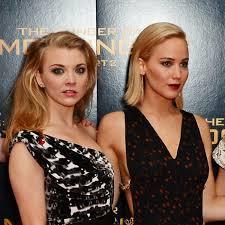 Natalie Dormer Pictures Jennifer Lawrence And Natalie Dormer Share An Awkward Accidental