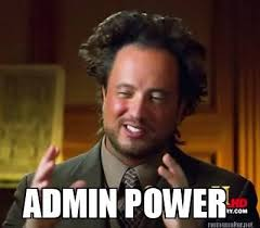 Admin Meme - damnit admins comedy jokes roleplay uk