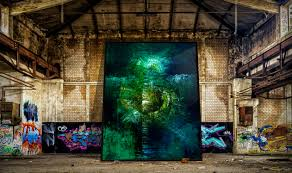 free images street color industry ruin graffiti painting street color industry ruin graffiti painting art assembly mural gallery graphic exhibition presentation creation prototype genesis