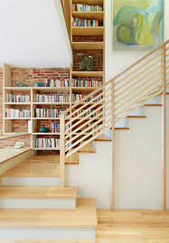 stair bookcase accessories cool stair bookshelves design 22 cool ways to fill
