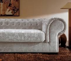 graceful tufted microfiber living room furniture bridgeport