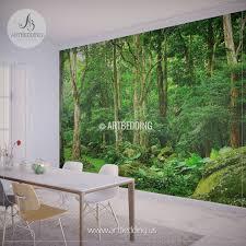 green forest wall mural photo mural deep green forest self green forest wall mural photo mural deep green forest self adhesive peel stick