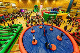 Events Page Crazy Town Play Centre Liverpool by Uk U0027s Biggest Inflatable Play Park Is Coming To Liverpool