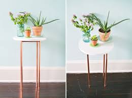 Tiny Accent Table by Diy Small Side Table Diy Space Saving Side Tablediy End Tables