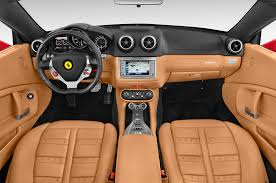 Ferrari California 2009 - 2009 ferrari california cockpit interior photo automotive com
