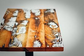 reclaimed wood restaurant table tops reclaimed wood restaurant tables viridian wood