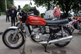 suzuki gs 850 2 wheeler world pinterest triumph bonneville