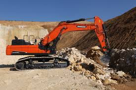 new doosan stage iv excavators mining magazine