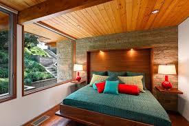 Mid Century Bedroom Santa Barbara Mid Century Bedroom Midcentury With Modern Quilt