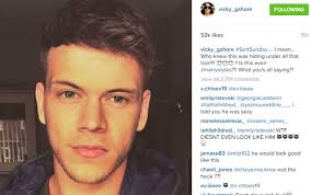 vicky pattison falls for x factor reject u0027s u0027harry styles u0027 hair