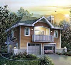 Garage Home Plans by Garage With Loft 0124 Garage Plans And Garage Blue Prints