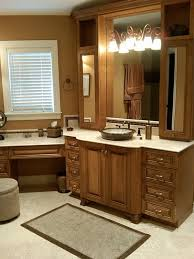bathroom custom made vanity on for vanities and cabinets towers
