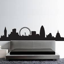Skyline Wallpaper Bedroom Image Gallery London Skyline Wallpaper Bedroom