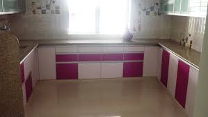 Indian Table L Modular U Shaped Kitchen Designs For Indian House With An Island