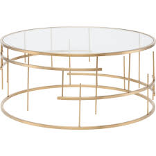 round gold glass coffee table round gold coffee table glass 19 robust round gold coffee table