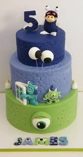 205 best disney u0027s monsters inc monsters u cakes images on