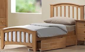 King Size Bed Frame Sale Uk Joseph Bed Frame 5ft Kingsize Maple Wooden Bed