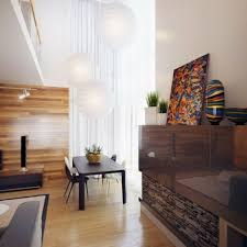 Wood Wall Living Room by Interior Neutral Living Room Decoration With Large Wooden Wall
