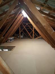 attic area attic loft storage area u2013 brisbane roof space renovators