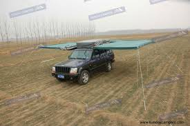 Retractable 4wd Awnings 2 5m Awning Roof Top Tent Camper Trailer Tent 4x4 Side Awning