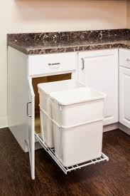 kitchen island with trash storage venture horizon kitchen cart