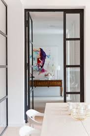 renovated london penthouse exudes